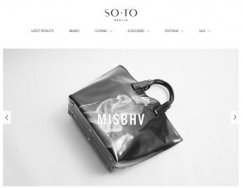 SOTO Store 現金回饋