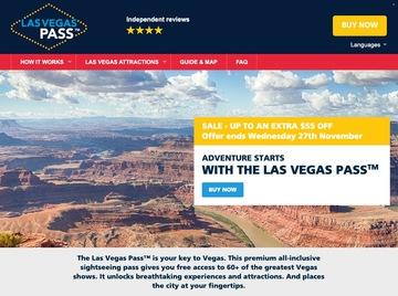 Las Vegas Pass 返利