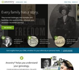 Ancestry Cashback