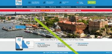 Gothenburg Pass 現金回饋