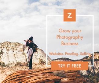 Zenfolio.com Cashback
