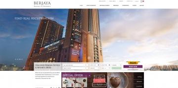 Berjaya Hotels 現金回饋