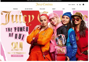 Juicy Couture Beauty 返利