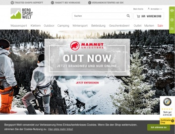 Bergsport-Welt Sonderangebote