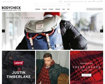 Bodycheck Shop Topseller entdecken