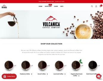 Volcanica Coffee Cashback