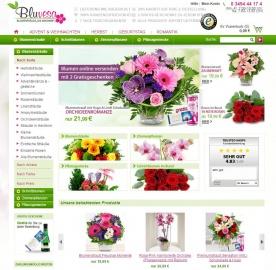 Frühlingssträuße bei Bluvesa