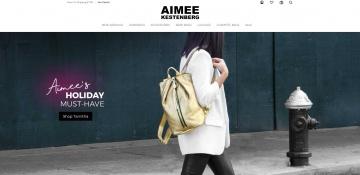 Aimee Kestenberg Cashback