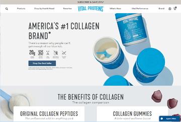 Vital Proteins 返利