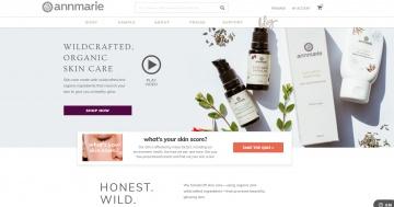 Annmarie Skin Care 返利