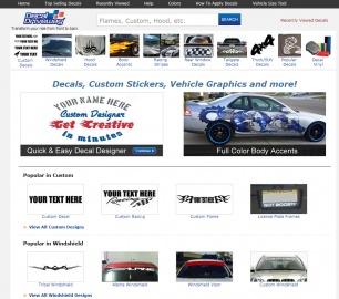 DecalDriveway.com Cashback
