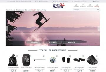 Sportmarken24 Fußball-Ausrüstung Fußbälle