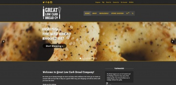 Great Low Carb Bread Cashback