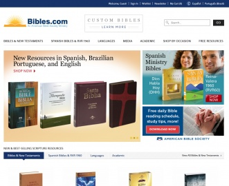 Bibles.com 返利