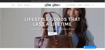 Lifetime Leather Cashback