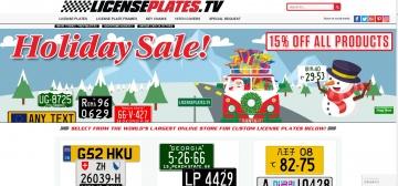 licenseplates.tv Cashback