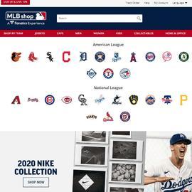 MLB Shop Europe Cashback