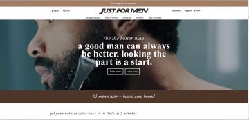 Just For Men Cashback