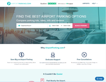 Airport Parking Cashback