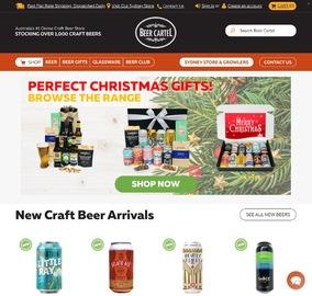 Beer Cartel Cashback