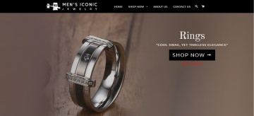 Men's Iconic Jewelry Cashback