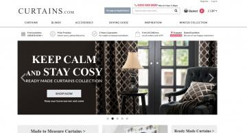 curtains.com Cashback