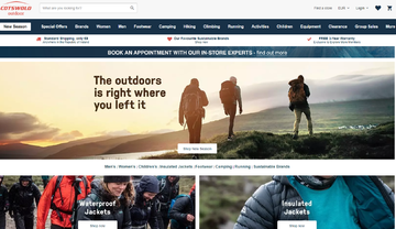 Cotswold Outdoor IE Cashback
