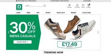 Deichmann.com UK Cashback