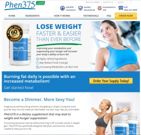 Phen375 現金回饋