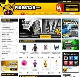 FireStar Toys Cashback
