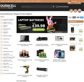 Duracell Direct UK Cashback