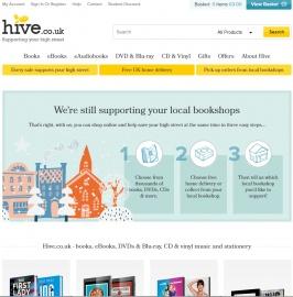 Hive.co.uk Cashback