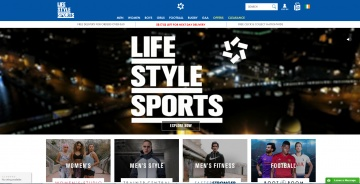 Life Style Sports IE 返利