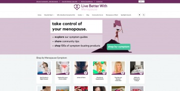 Live Better with Menopause 返利