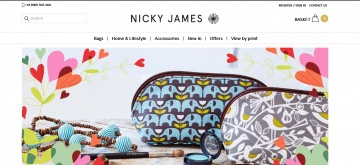 Nicky James 返利