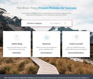 Brian Tracy キャッシュバック