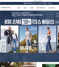 Aeropostale | 空中郵政 現金回饋