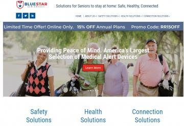 BlueStar SeniorTech Cashback