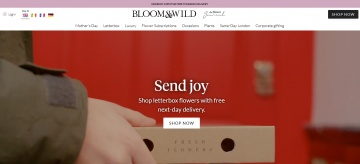 Bloom And Wild Cashback