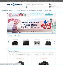 Abe's of Maine 返利