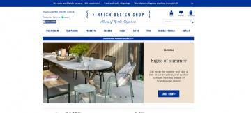 Finnish Design Shop Cashback