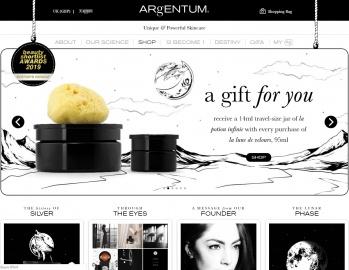 ARgENTUM apothecary Cashback