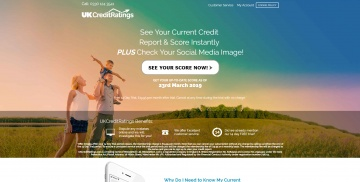 UK Credit Ratings Cashback