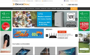 Device Deal Cashback