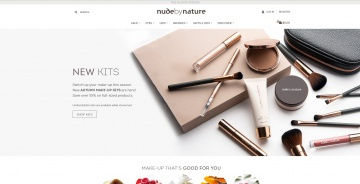 Nude by Nature Cashback