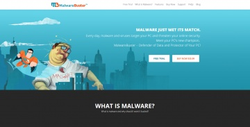 MalwareBuster Cashback