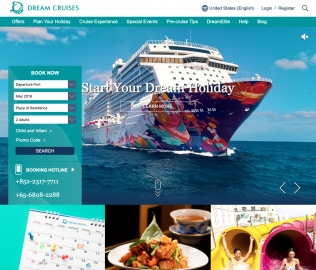 Dream Cruises Cashback