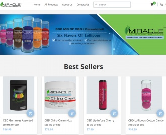 Miracle Nutritional Products Cashback