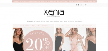 Xenia Boutique Cashback