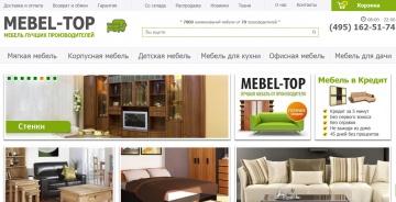 Mebel-top Кэшбэк
